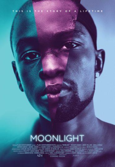 Moonlight (film) Font