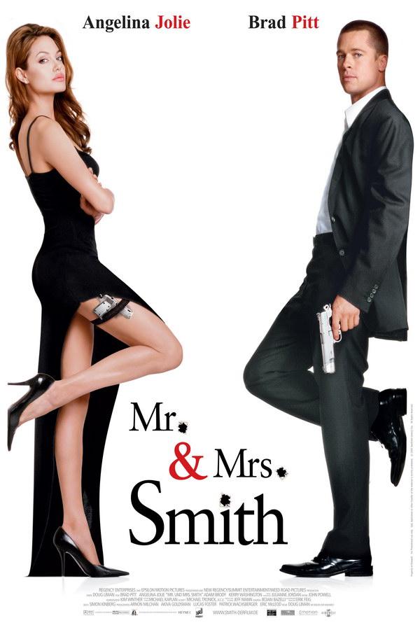 Mr. & Mrs. Smith Font