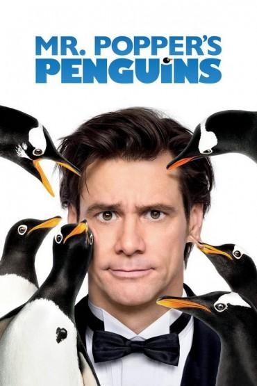 Mr. Popper's Penguins Font