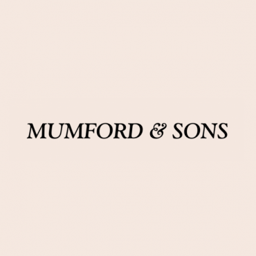 Mumford & Sons Font