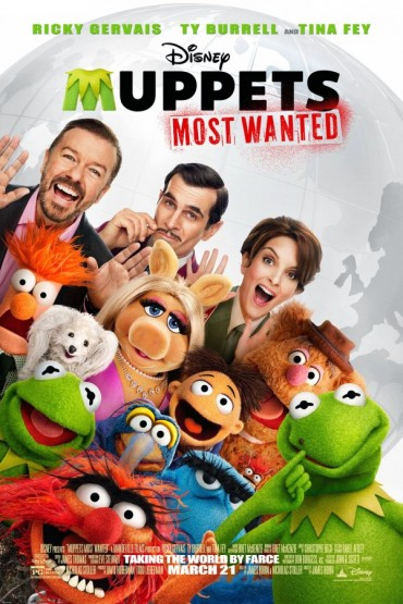 Muppets Most Wanted Font