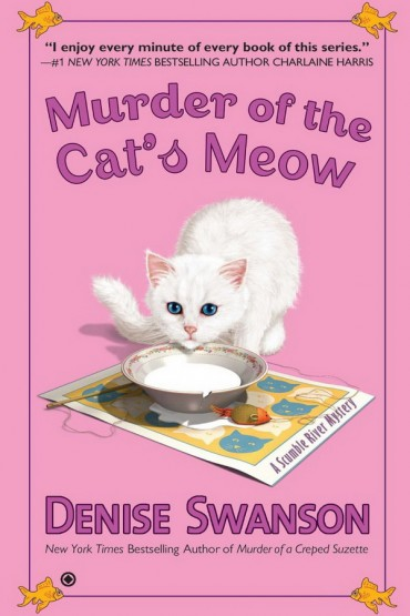 Murder of the Cat's Meow Font