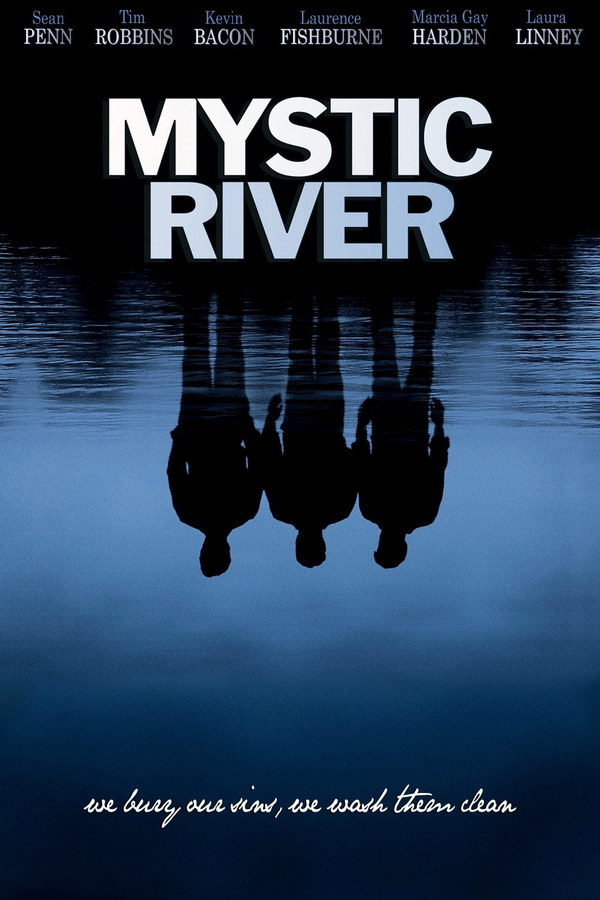 Image result for mystic river movie poster