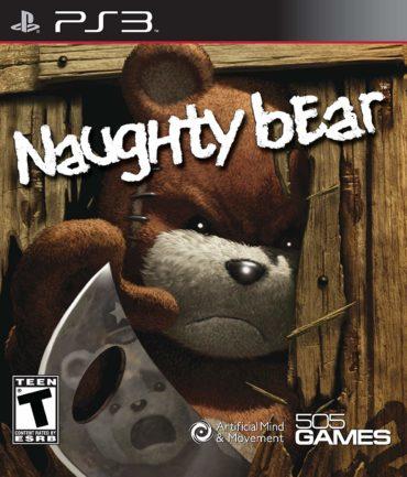 Naughty Bear Font