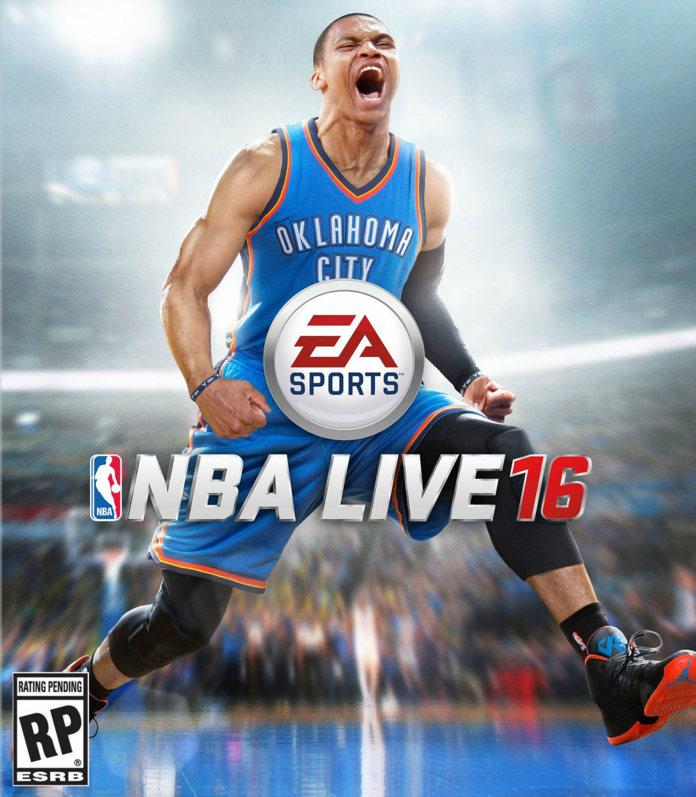NBA LIVE 16 FONT