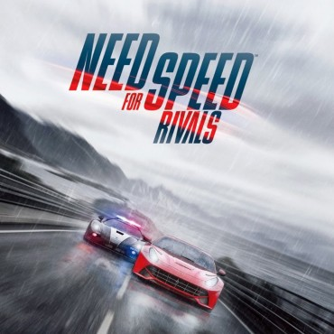 Need for Speed Rivals Font