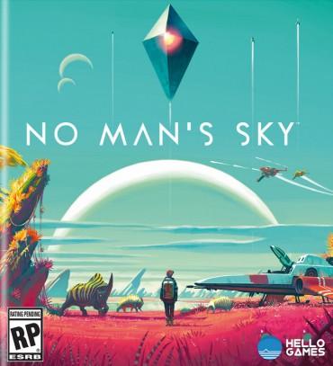 No Man's Sky Font