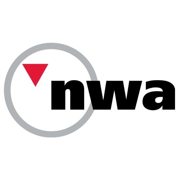 NWA font here refers to the font used in the logo of Northwest ...