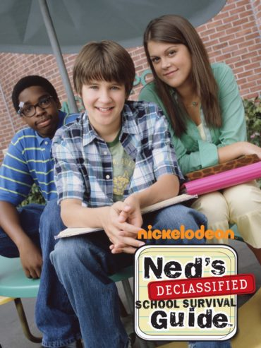 Ned's Declassified Font