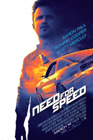 Need For Speed Font