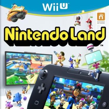 Nintendo Land Font