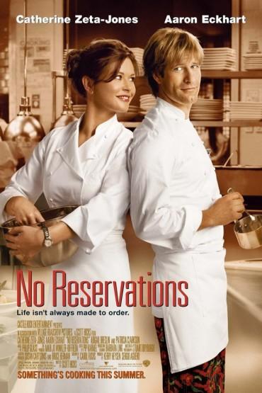 No Reservations Font