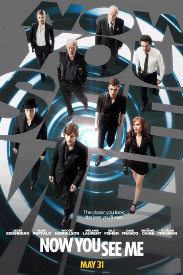 Now You See Me Font