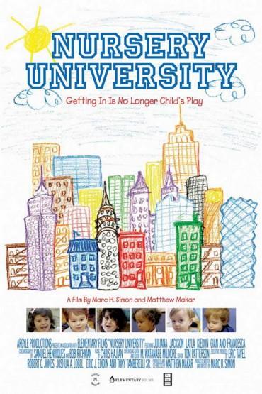 Nursery University Font