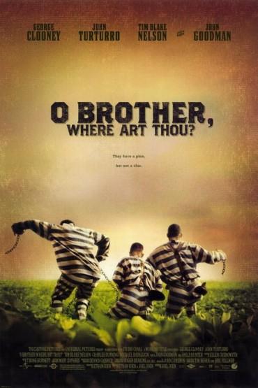 O Brother, Where Art Thou Font
