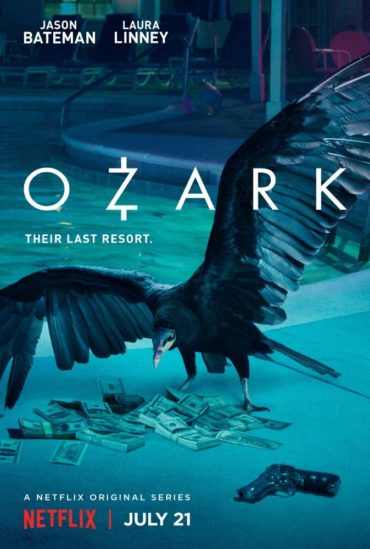 Ozark (TV Series) Font
