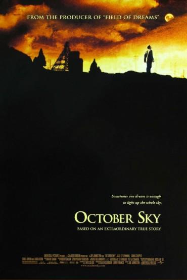 October Sky Font