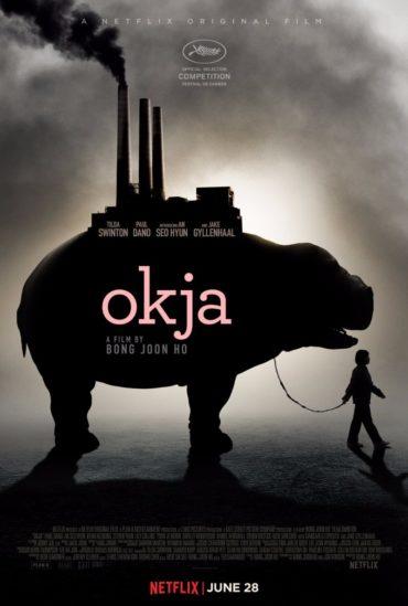 Okja (film) Font