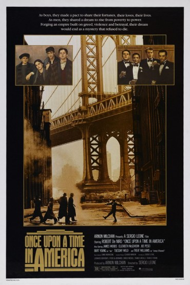 Once Upon a Time in America Font