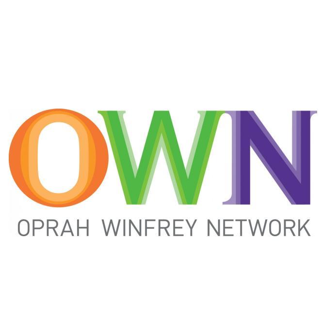 Oprah Winfrey Network logo font