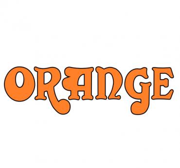 Orange Logo Font