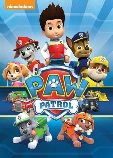 PAW-Patrol-Schriftart