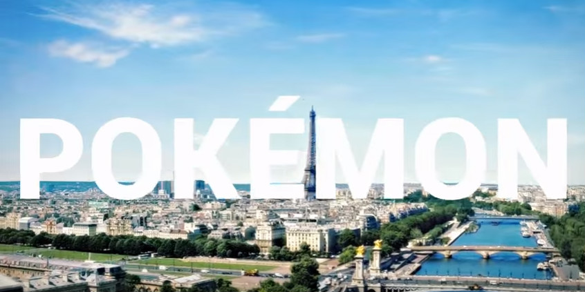 Texto do trailer de Pokémon GO