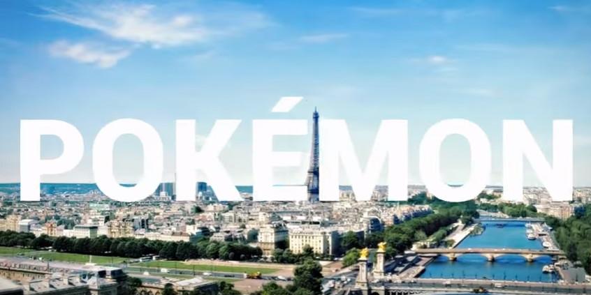 Le texte de la bande annonce de Pokémon GO