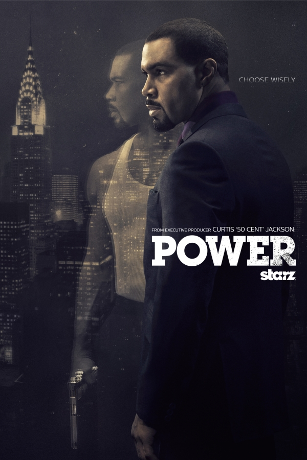 POWER TV SHOW power font power tv show font