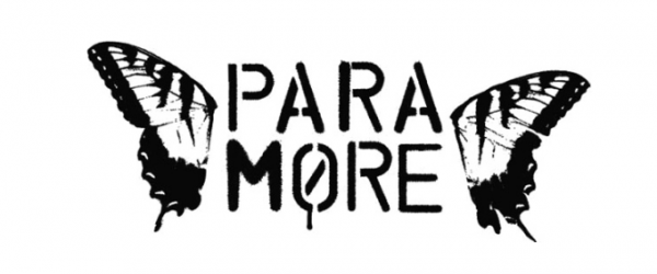 Paramore Logo Font