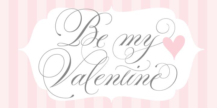 Parfumerie-Script-font