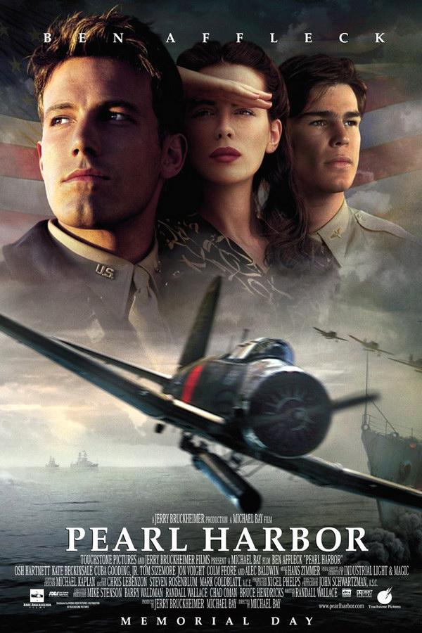 Pearl Harbor Font