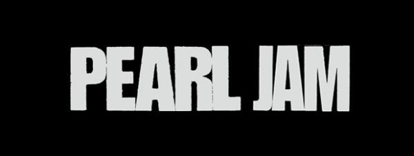 pearl jam logo font