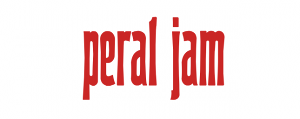 pearl jam logo font rh fontmeme com pearl jam logo vector pearl jam logo png