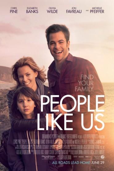 People Like Us Font