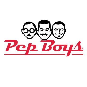 Pep Boys Font