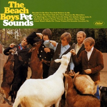 Pet Sounds Font