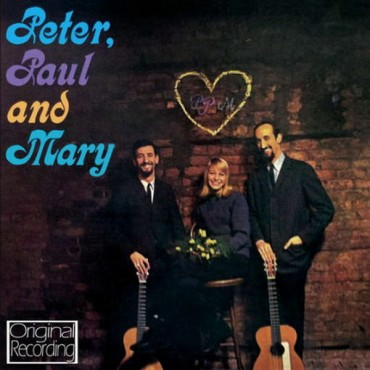 Peter Paul and Mary Font