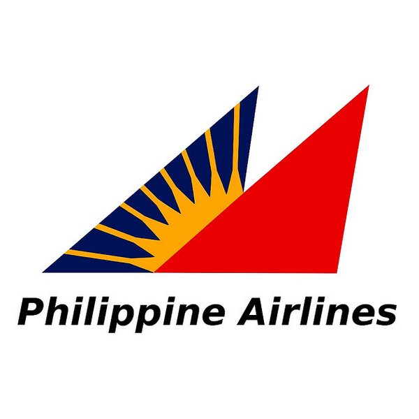 philippine airlines font here refers to the font used in the logo of