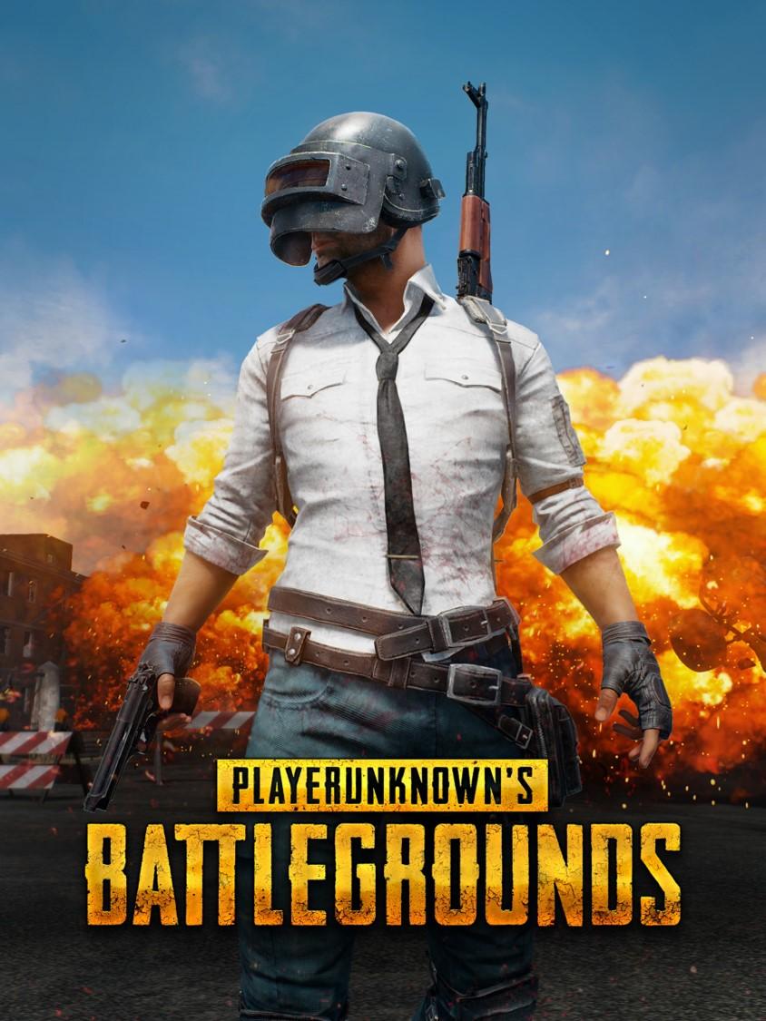 PlayerUnknown's Battlegrounds Font