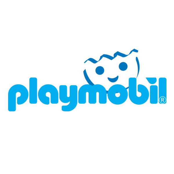 Playmobil font here refers to the font used in the logo of of ...