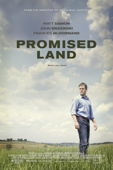 Promised Land Font