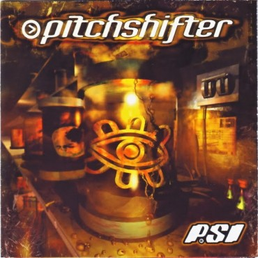 Pitchshifter Font