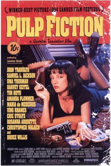 Pulp Fiction Font