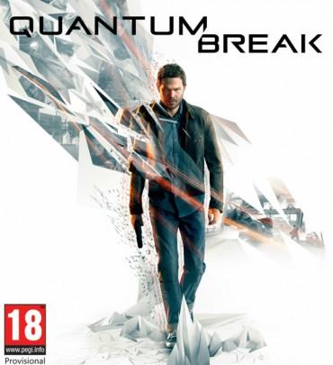 Quantum Break Font
