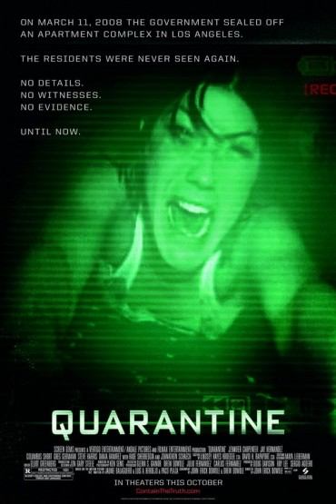 Quarantine Font