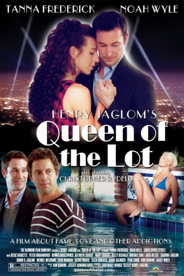 Queen of the Lot Font