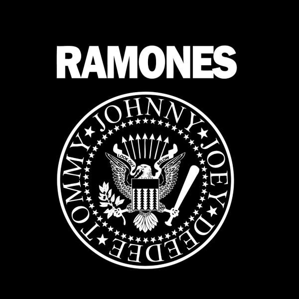 Ramones Logo Font