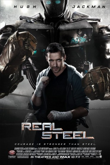 Real Steel Font