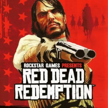 Red Dead Redemption Font